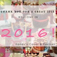 Goodbye 2015…Hello 2016!!