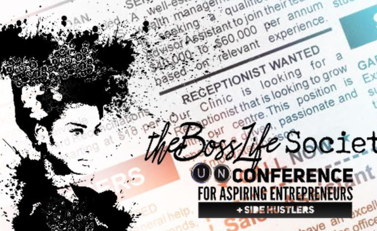 Un-Conference with The Boss Life Society